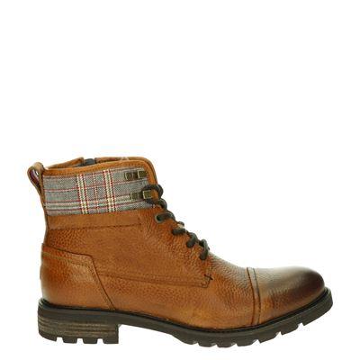 Tommy Hilfiger Sport heren boots cognac