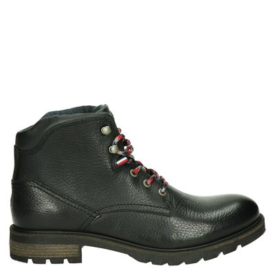 Tommy Hilfiger Sport heren boots zwart