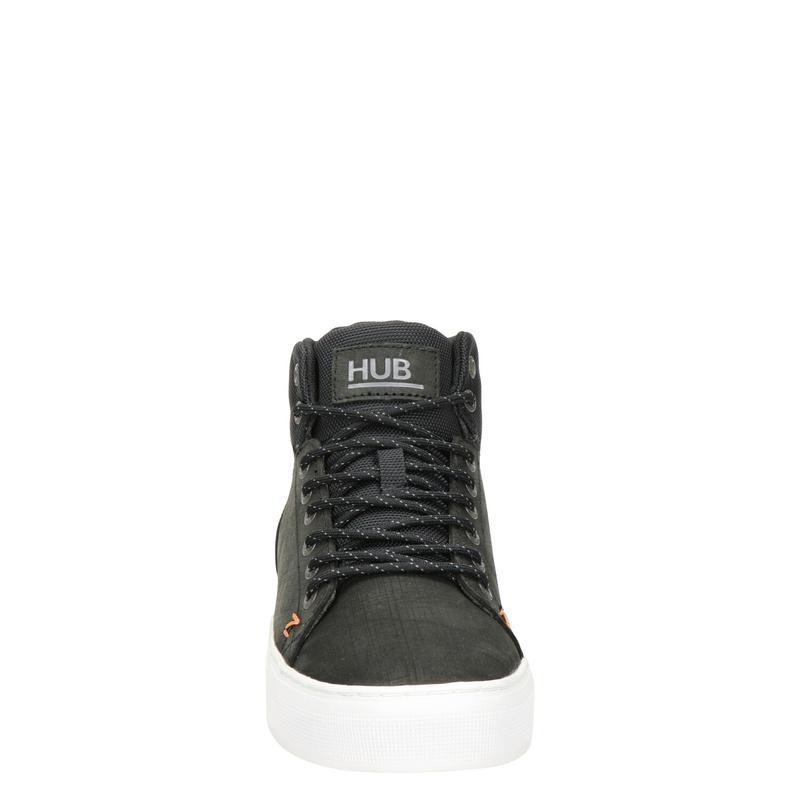 Hub Murrayfield 2.0 - Hoge sneakers - Zwart