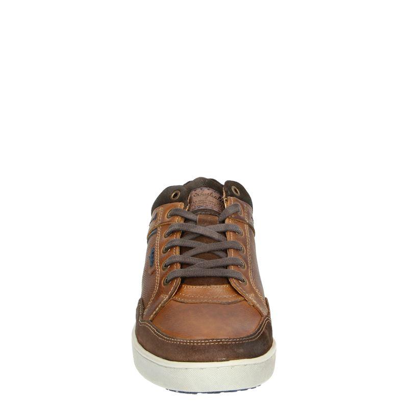 Australian Antrim - Lage sneakers - Cognac