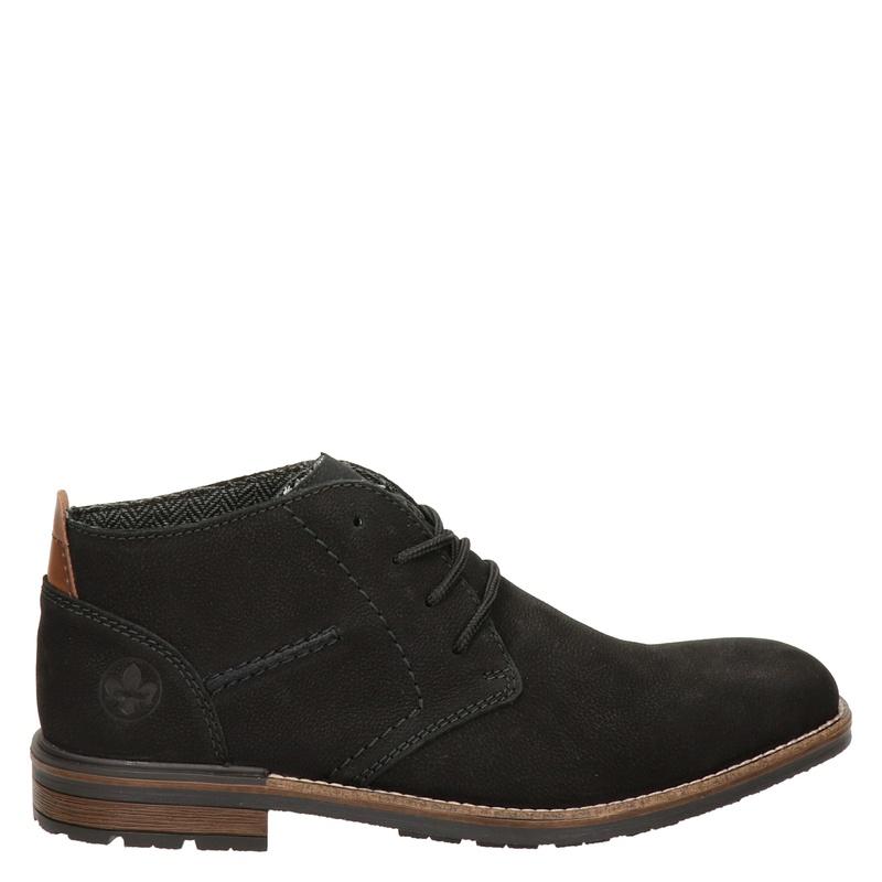 Rieker - Hoge nette schoenen - Zwart