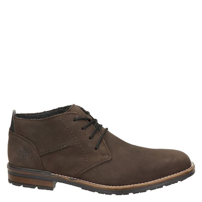 Rieker - Hoge nette schoenen - Bruin