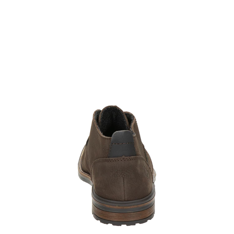 rieker schoenen heren bruin