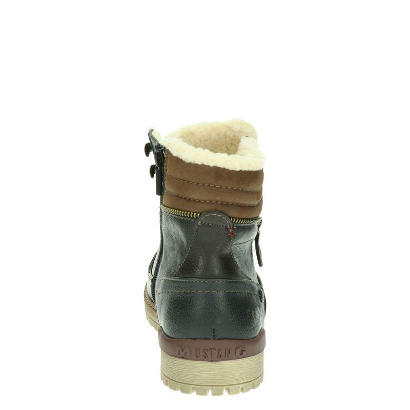 Mustang - Boots - Grijs