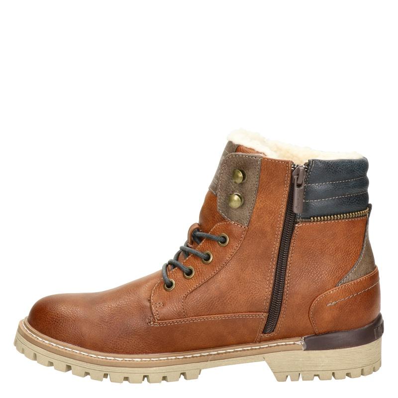 Mustang - Boots - Cognac