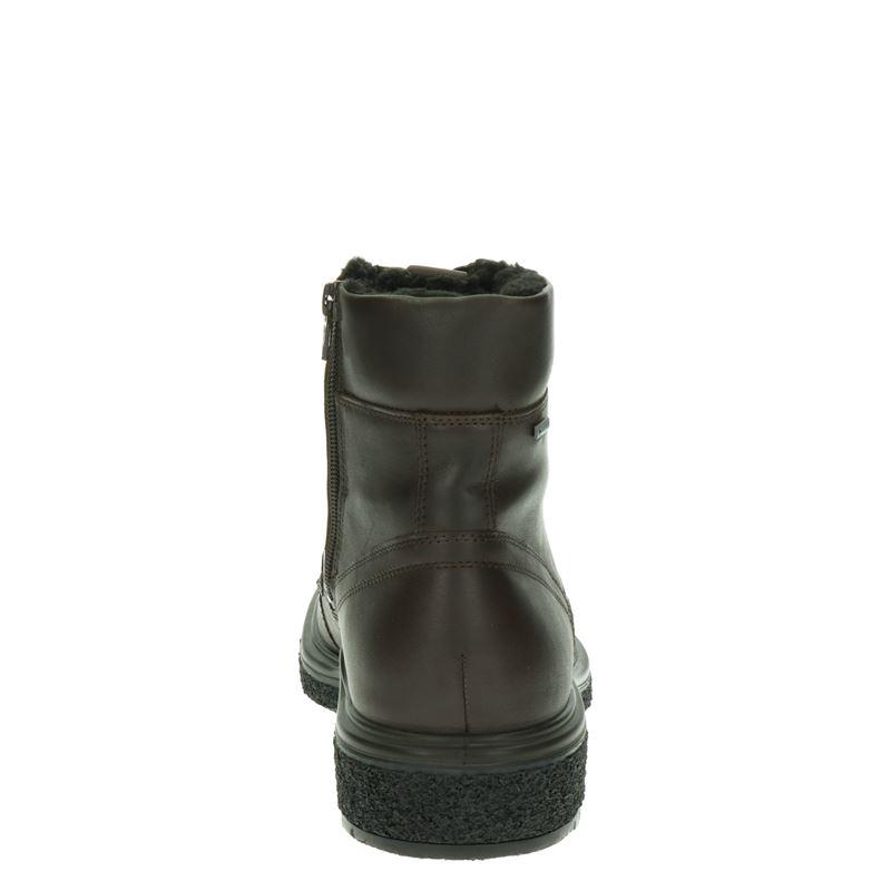 Ecco Crepetray Hybrid - Rits- & gesloten boots - Bruin