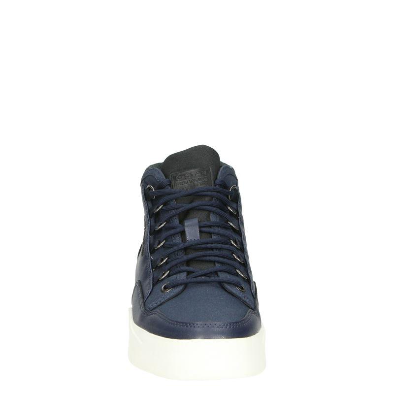 G-Star Raw Rackam Vodan Mid - Hoge sneakers - Blauw