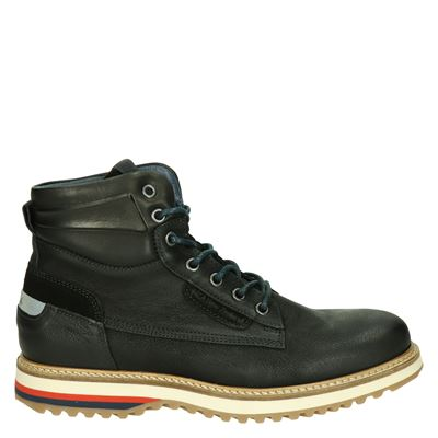 New Zealand Auckland heren boots zwart