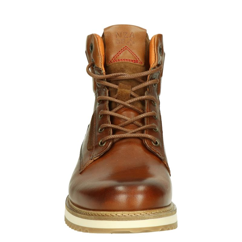New Zealand Auckland - Veterboots - Cognac