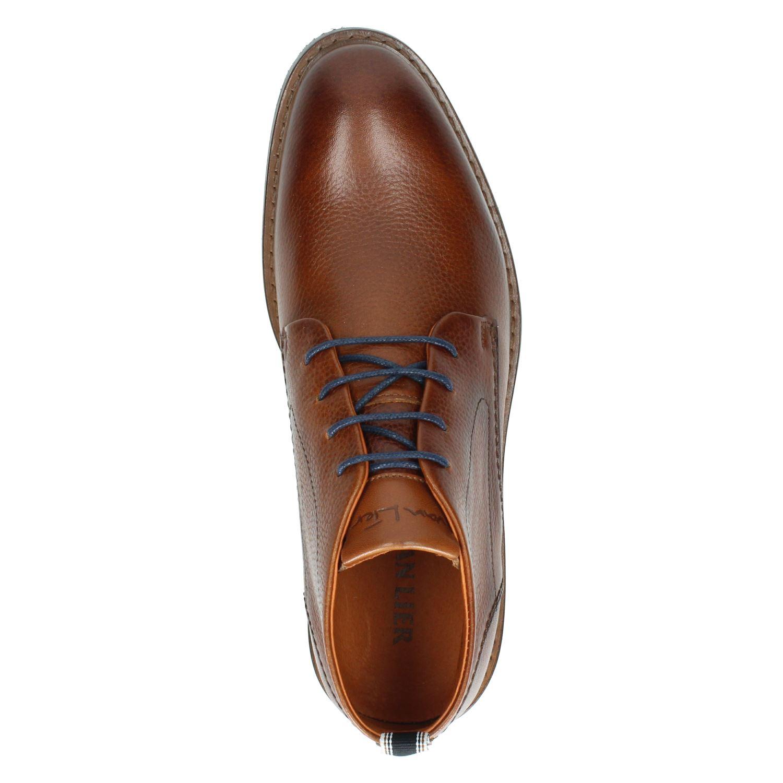 Van Lier - Hoge nette schoenen voor heren - Cognac ocsrQHE