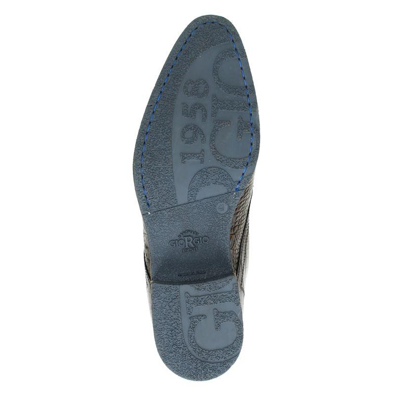 Giorgio - Lage nette schoenen - Bruin
