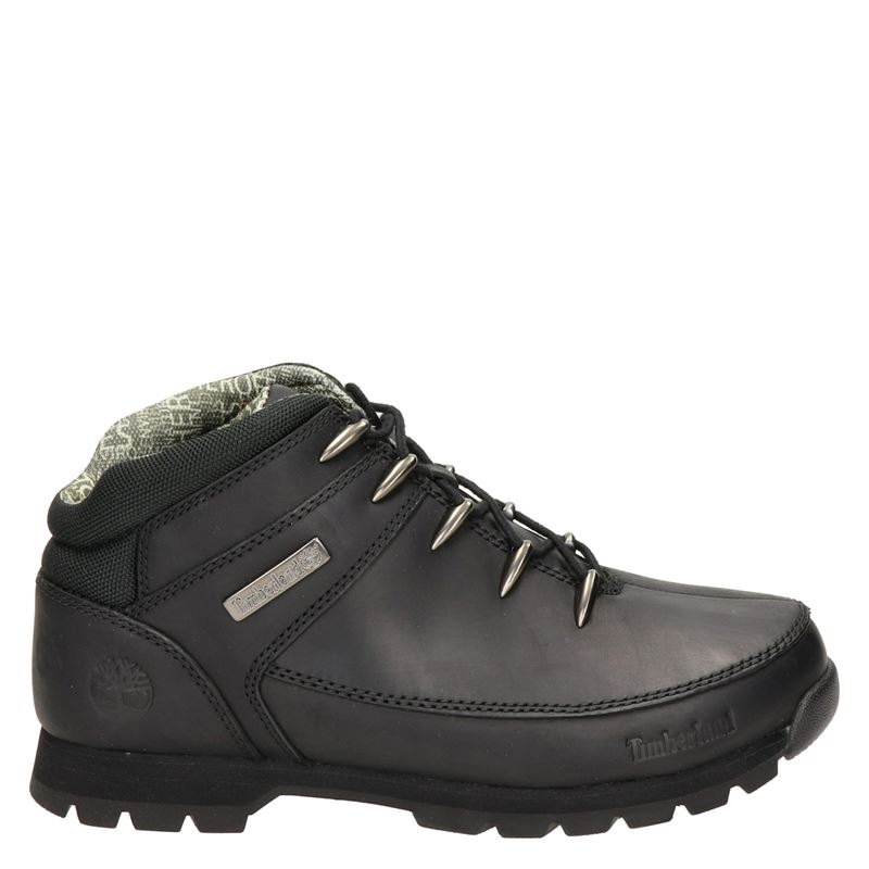 Timberland Euro Sprint Hiker leren wandelschoenen zwart online kopen