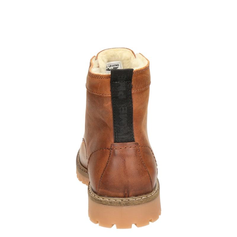 PME Legend Stratorib - Veterboots - Cognac