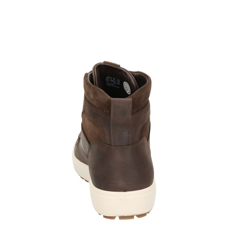 Ecco Soft 7 tred - Veterboots - Bruin