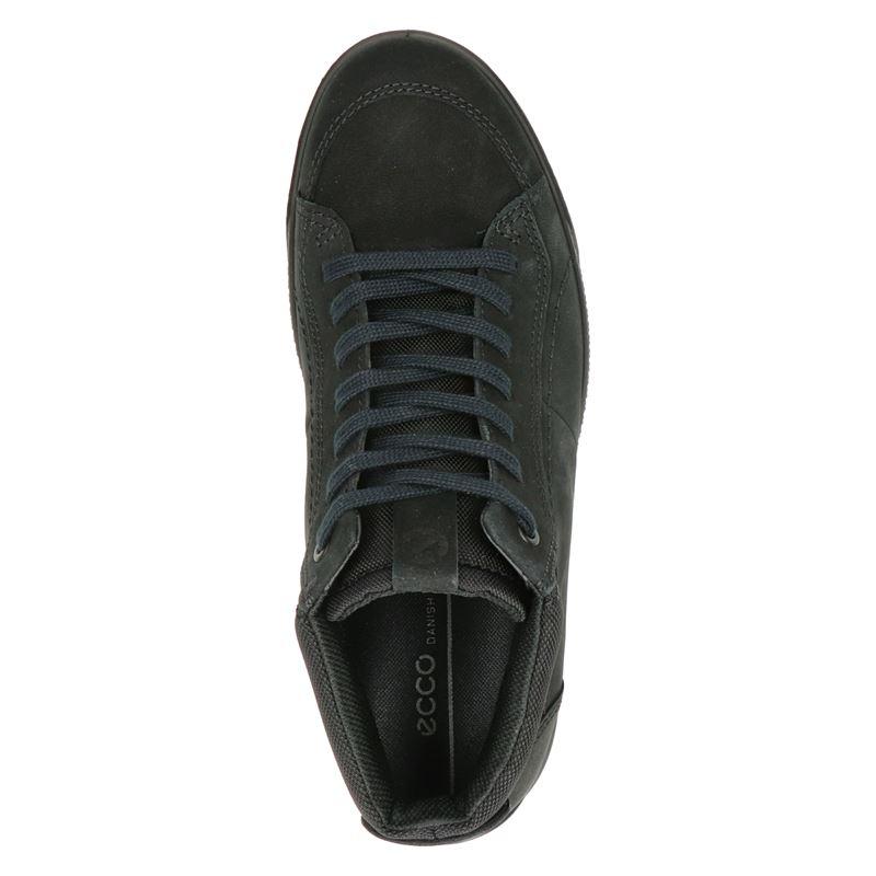 Ecco Byway - Hoge sneakers - Zwart