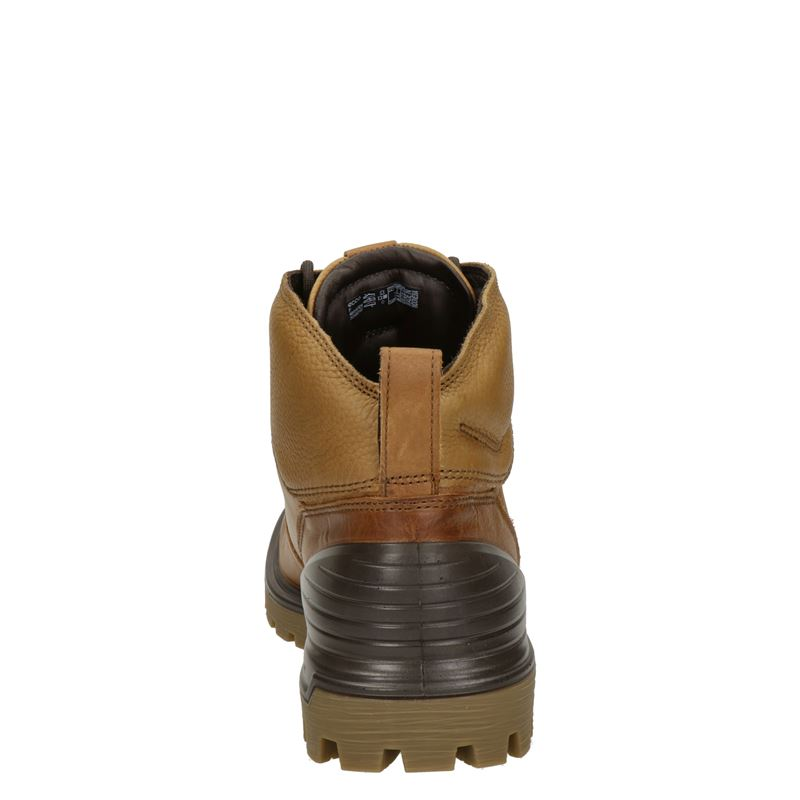 Ecco Tredtray - Veterboots - Cognac