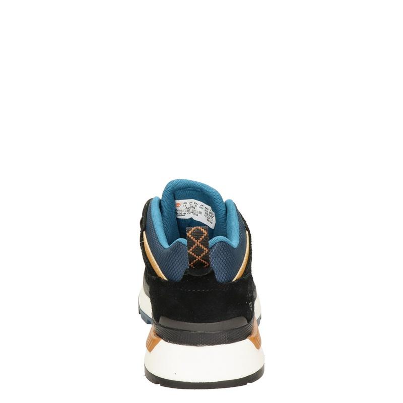Timberland Field Trekker - Hoge sneakers - Zwart