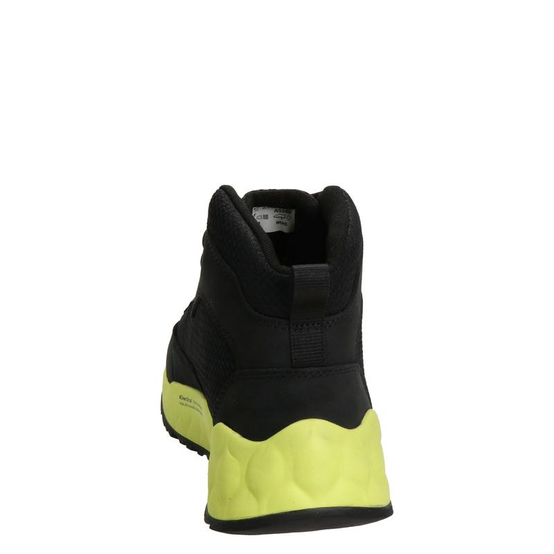 Timberland Solar Wave - Hoge sneakers - Zwart