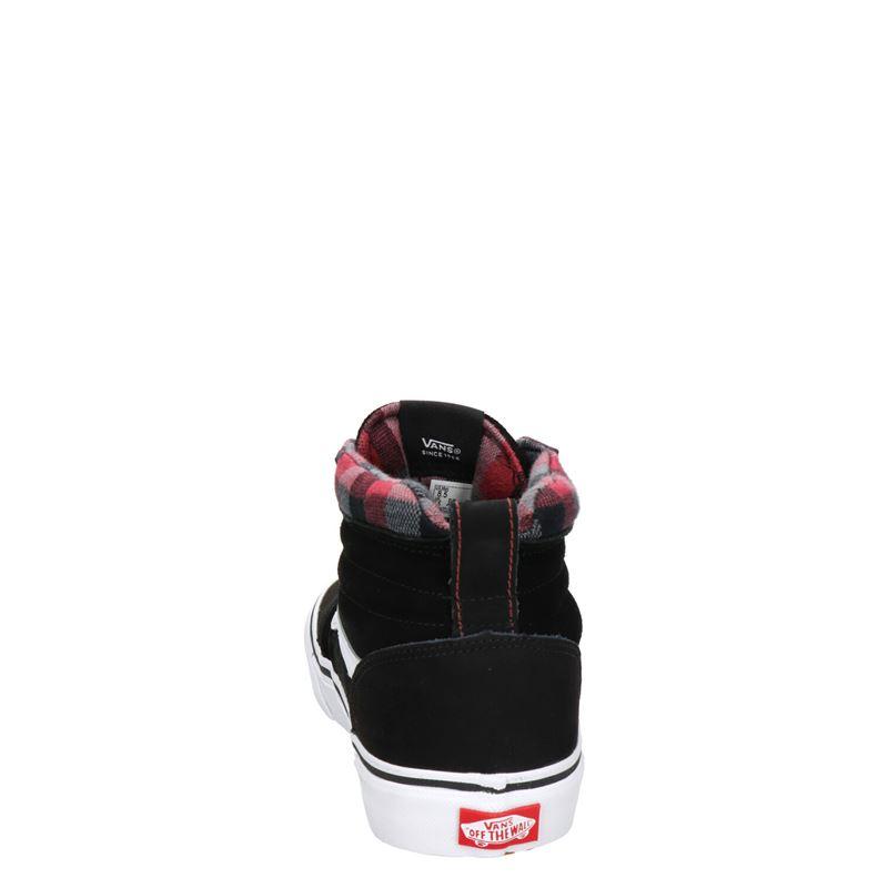 Vans Ward - Hoge sneakers - Zwart