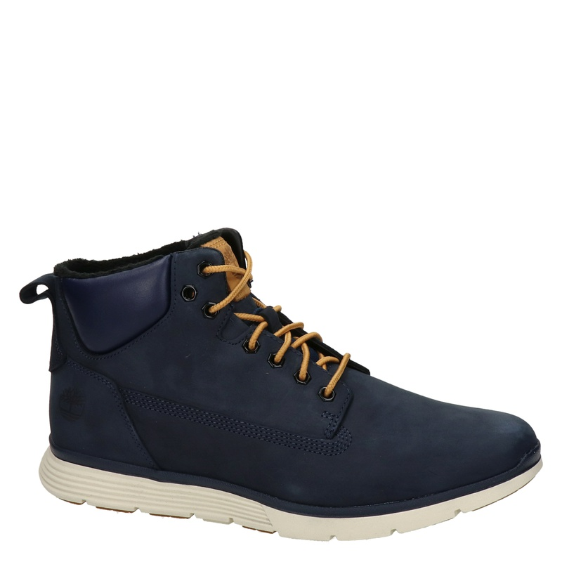 Timberland - Veterboots - Blauw