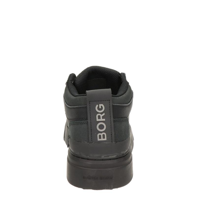 Bjorn Borg - Hoge sneakers - Zwart
