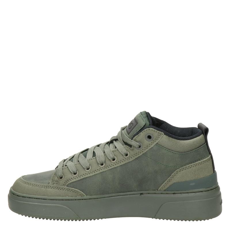 Bjorn Borg - Hoge sneakers - Groen