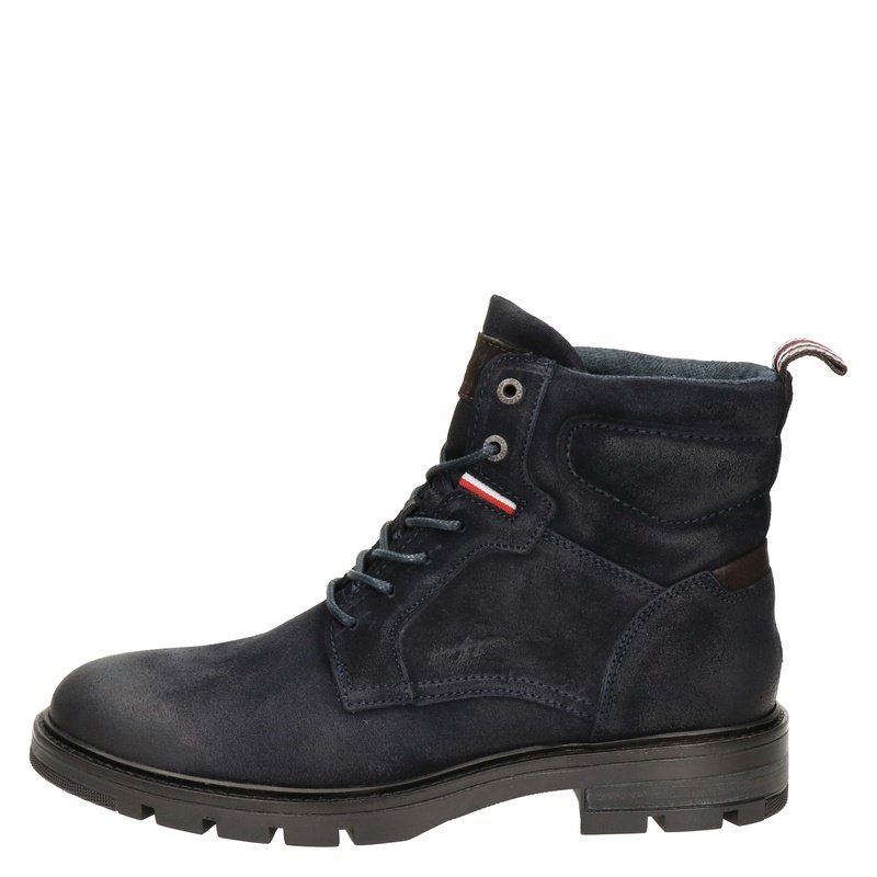 Tommy Hilfiger Sport Elevated Padded - Veterboots - Blauw