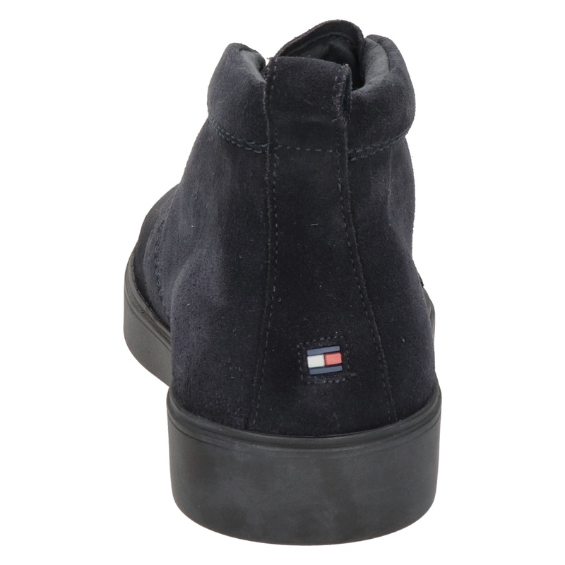 Tommy Hilfiger Sport Classic lace - Veterboots - Blauw
