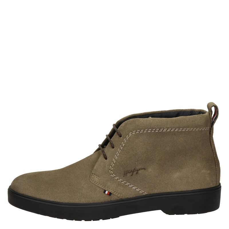 Tommy Hilfiger Sport Classic lace - Veterboots - Taupe