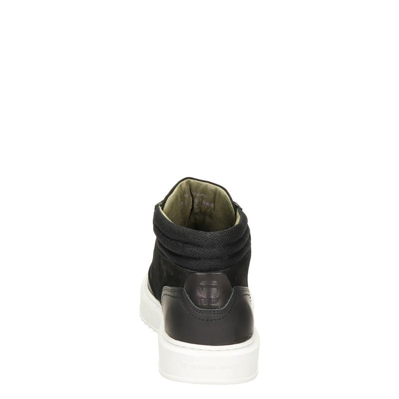 G-Star Raw Resistor - Hoge sneakers - Zwart