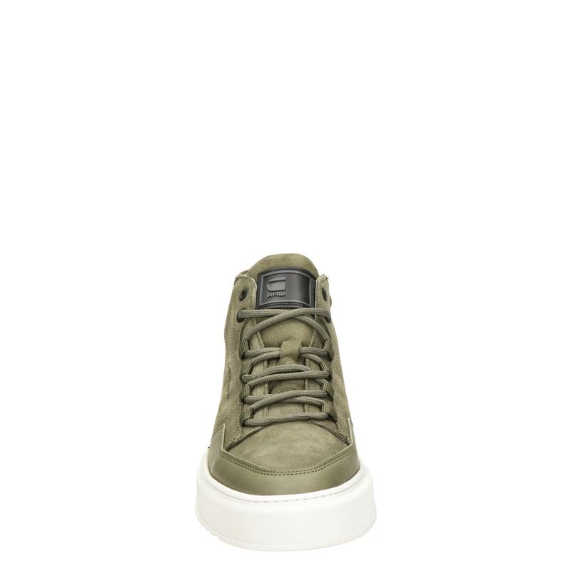 G-Star Raw Resistor - Hoge sneakers - Groen