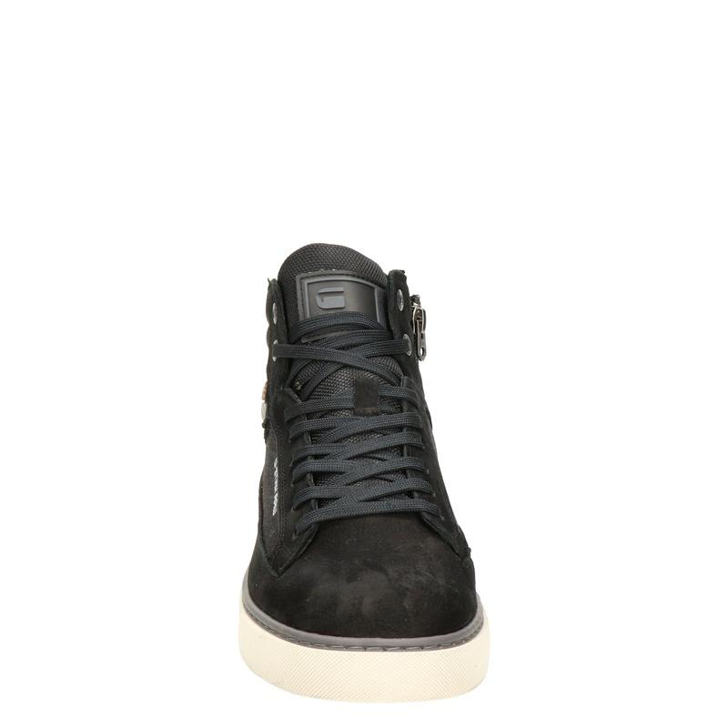 G-Star Raw - Hoge sneakers - Zwart