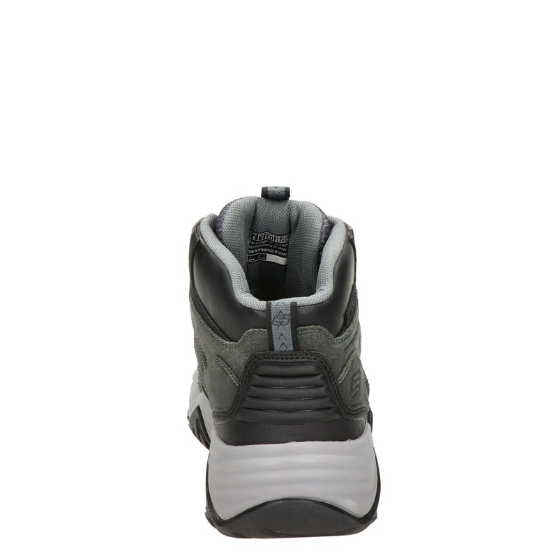 Skechers Arch Fit Recon - Hoge sneakers - Grijs