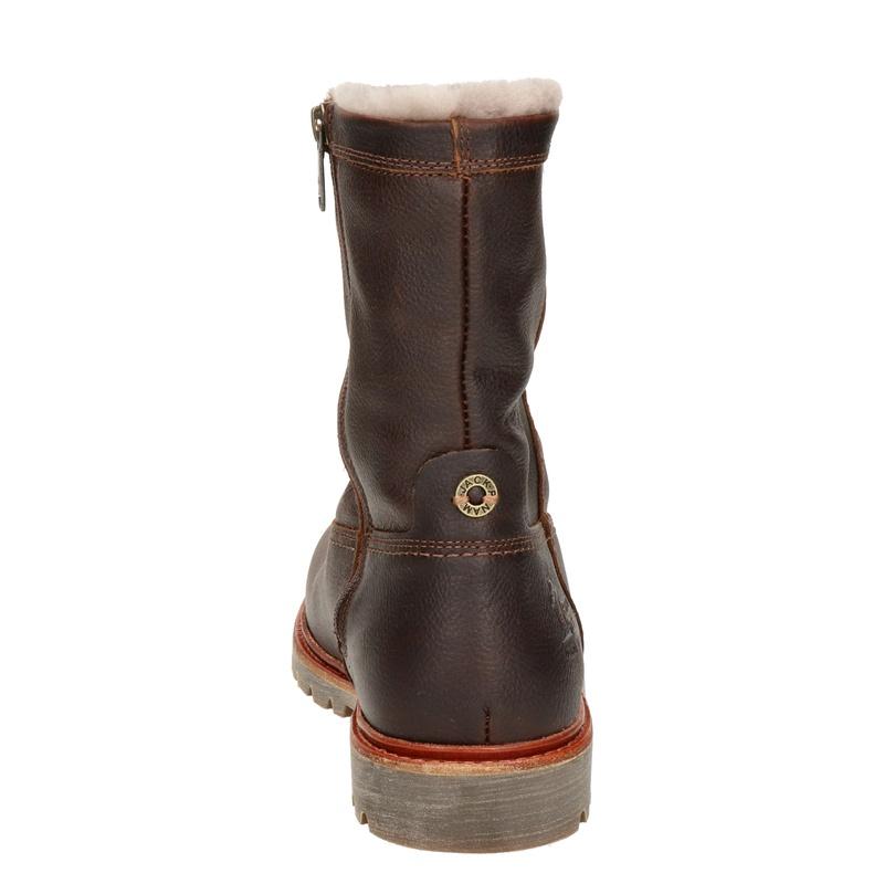 Panama Jack Fedro Igloo - Rits- & gesloten boots - Cognac