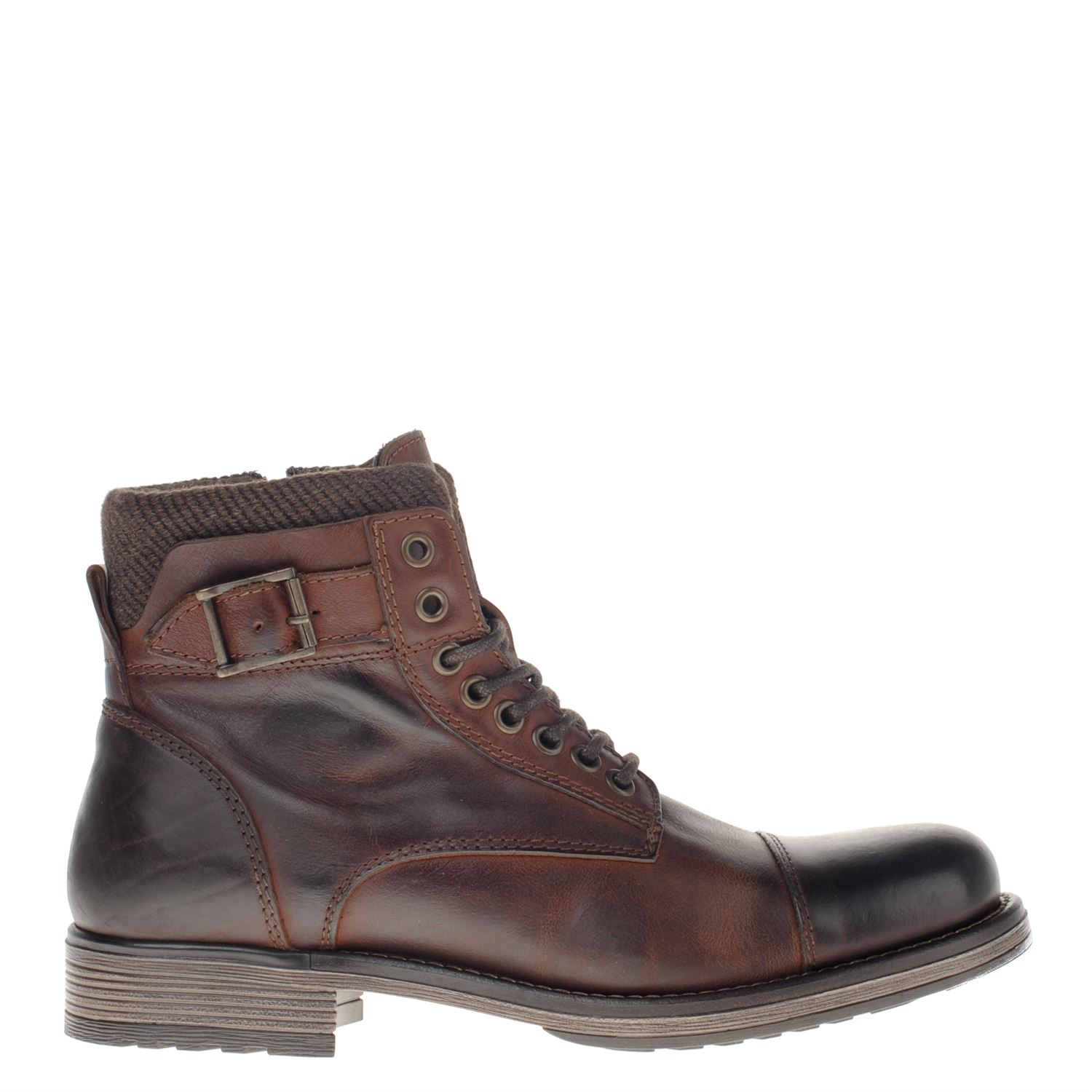 Jack & Jones Bottes Marron tEsnEE