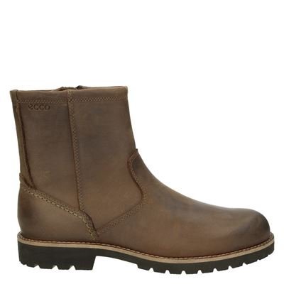 Ecco heren boots taupe