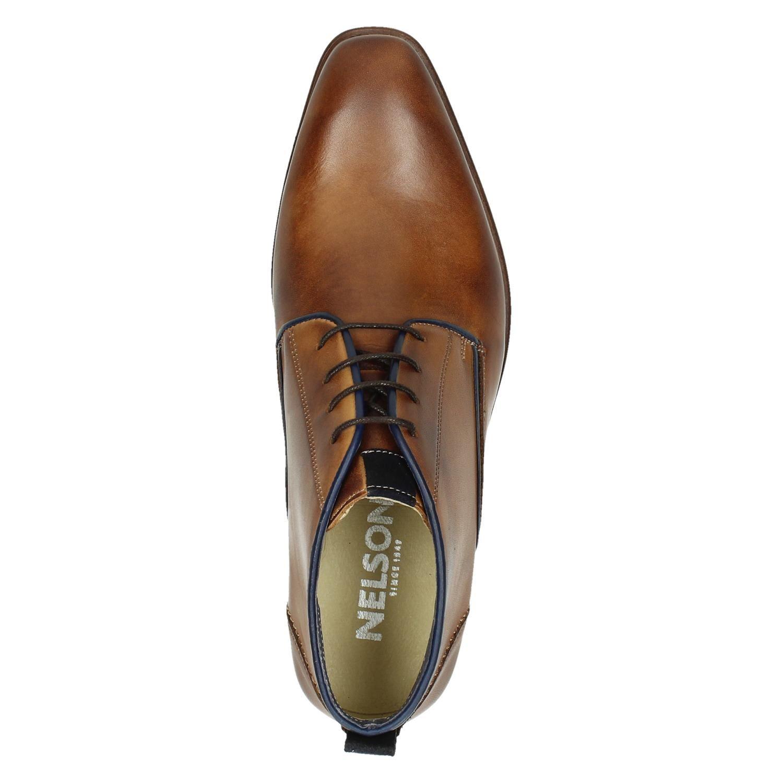 Cognac Chaussures Habillées Nelson ppH0SQQ5M