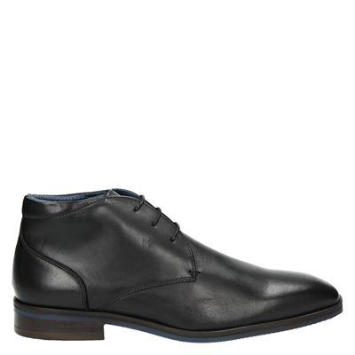 Humberto heren nette schoenen zwart