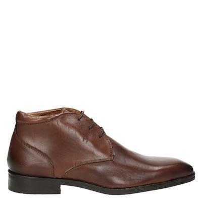 Humberto heren nette schoenen cognac