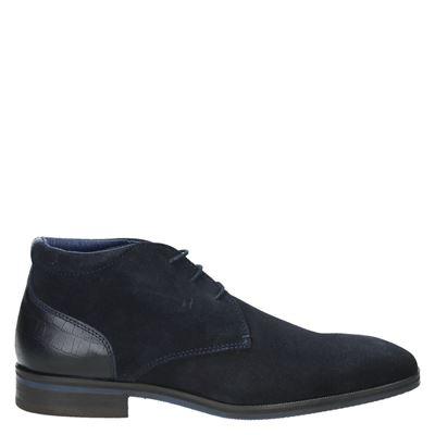 Humberto heren nette schoenen blauw