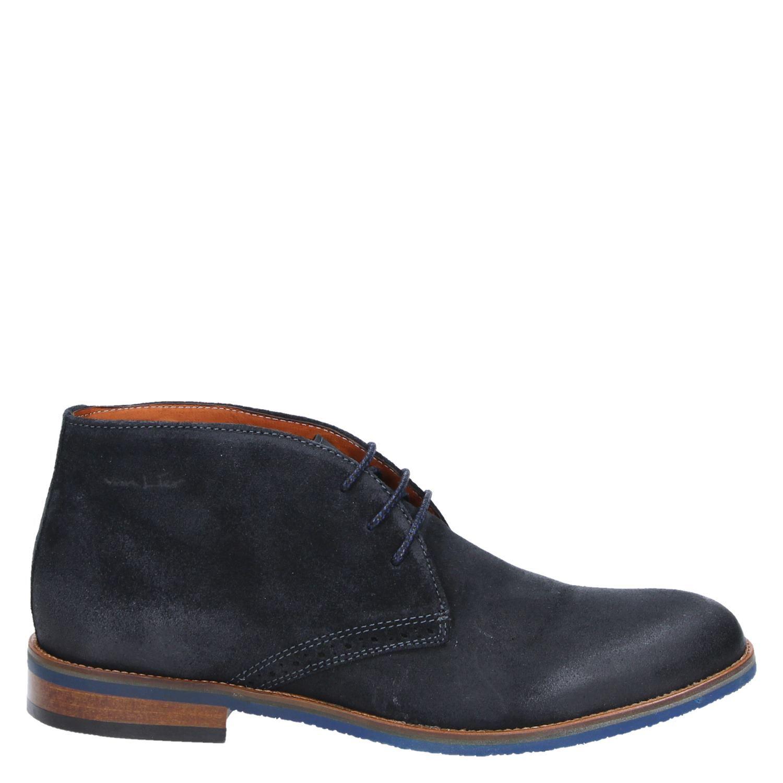 Treuil Chaussures De Sport Haut Bleu lyHKARi4ge