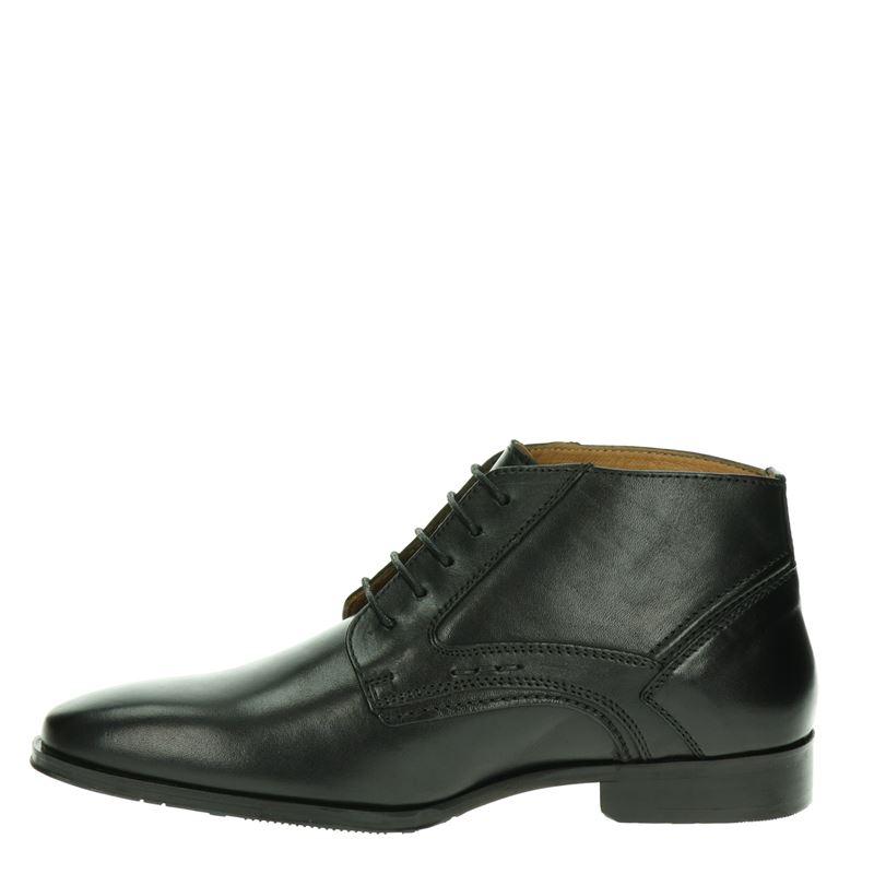 Nelson - Hoge nette schoenen - Zwart