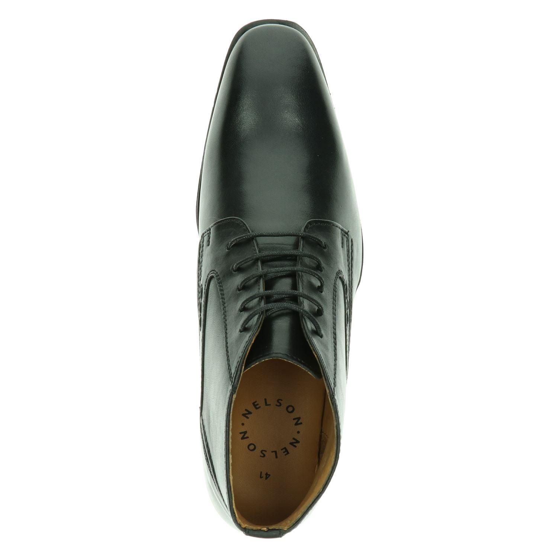 Nelson - Hoge nette schoenen voor heren - Zwart 2Yrzw1h