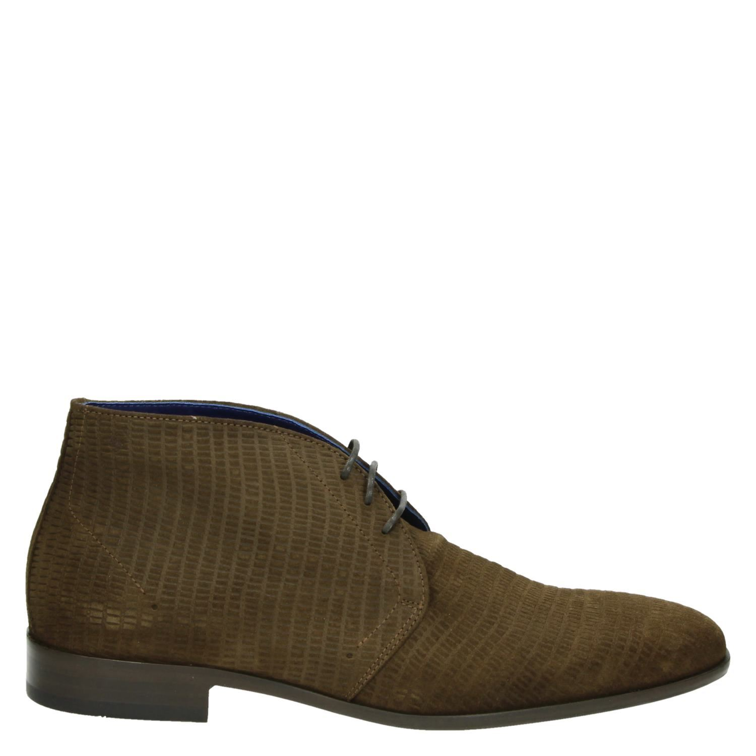 Greve Chaussures À Robe Marron S44Id0FtKz