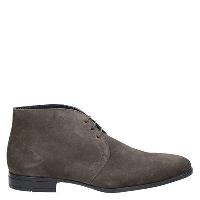 Greve heren nette schoenen taupe