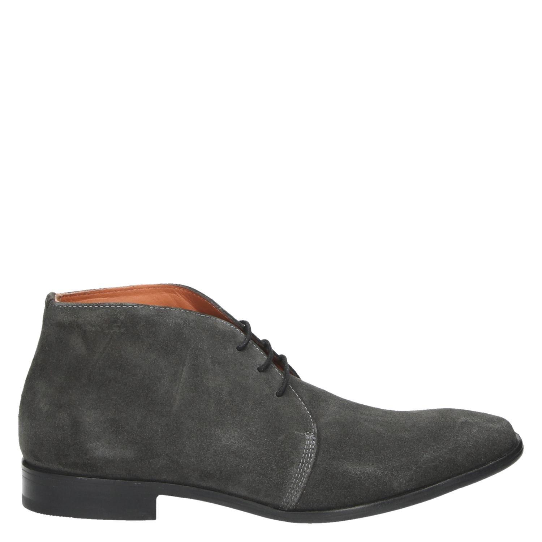 Treuil 6001 Chaussures Haute Robe Grise fHSGGyORmC