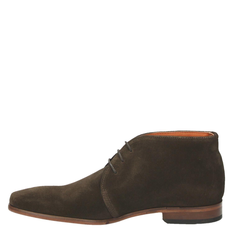 Chaussures Habillées Haute Treuil Hommes ZUoKuB