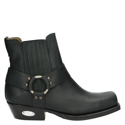Loblan heren boots zwart