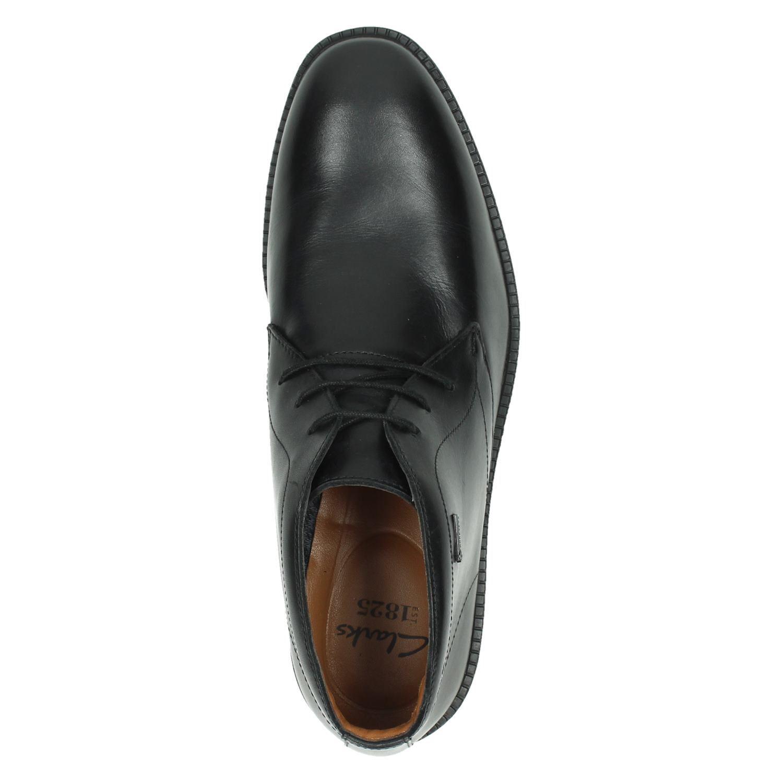 Clarks Chaussures À Robe Noire tpbX82LW