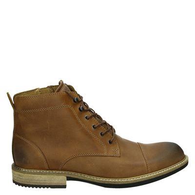 Ecco heren boots cognac